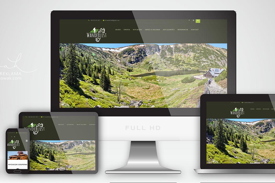 strony internetowe jelenia góra maja nowak reklama